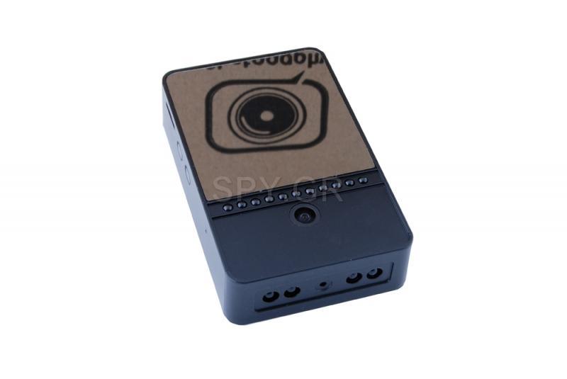 Μίνι κάμερα με δύο φακούς