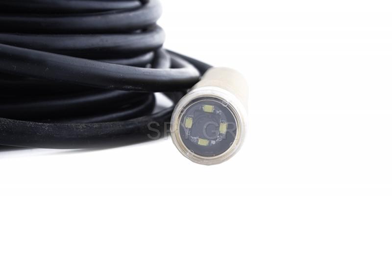 USB ενδοσκόπιο με χειρολαβή