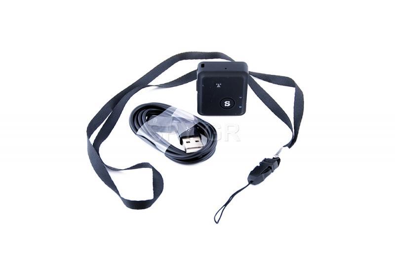 GPS tracker με πάνικ κουμπί (SOS)
