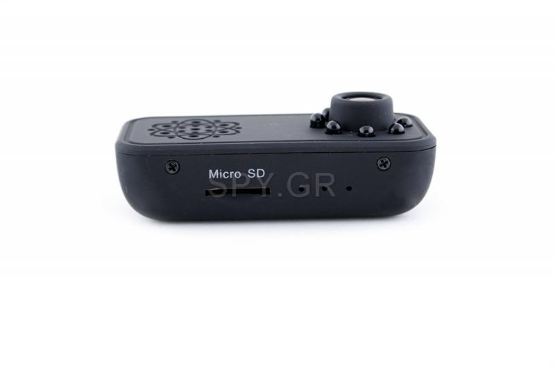 Μινι κάμερα με νυχτερινή λήψη και ανιχνευτή κίνησης K6 1080p FullHD