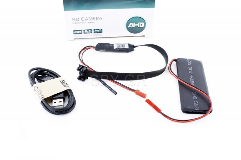 IP κάμερα για ενσωμάτωση 4К