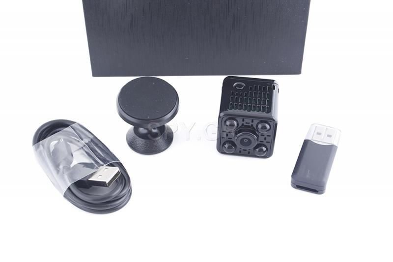 Μίνι 4Κ IP κάμερα