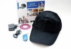 Κρυφή κάμερα μέσα σε καπέλο