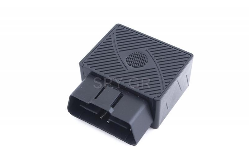 GPS τράκερ αυτοκινήτου με OBD
