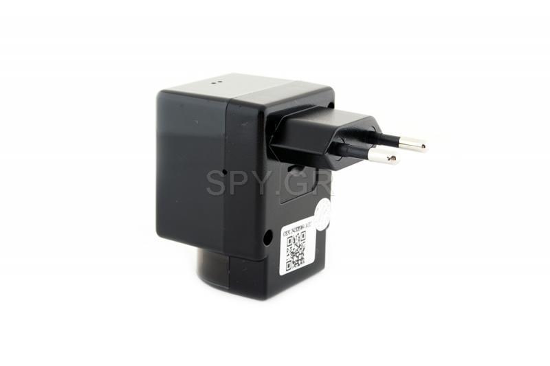 IP κάμερα σε αντάπτορα