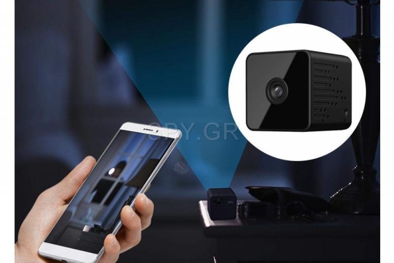 HD μίνι IP κάμερα