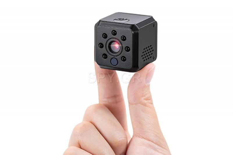 Μίνι κάμερα με φωνητική ενεργοποίηση