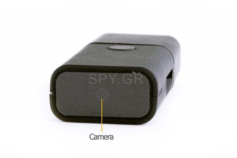 Κρυφή κάμερα σε φορητή μνήμη