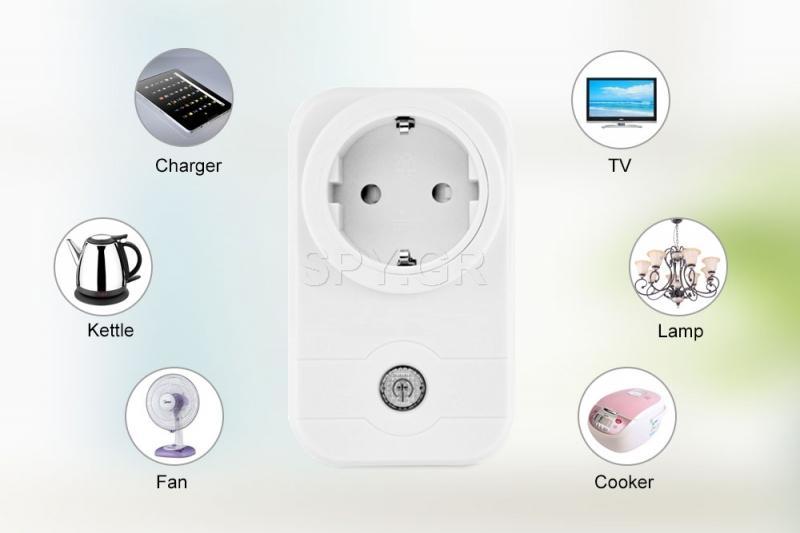 Wi-Fi smart πρίζα