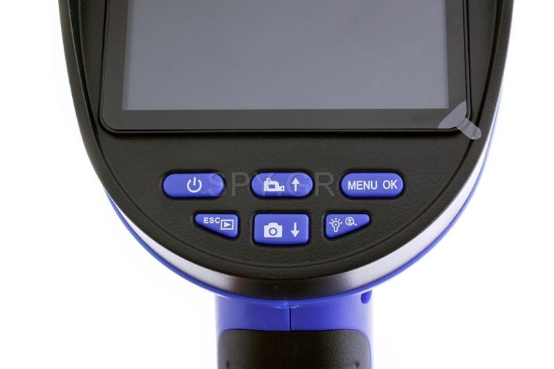 Ενδοσκόπιο με διπλή κάμερα - 1 μέτρο