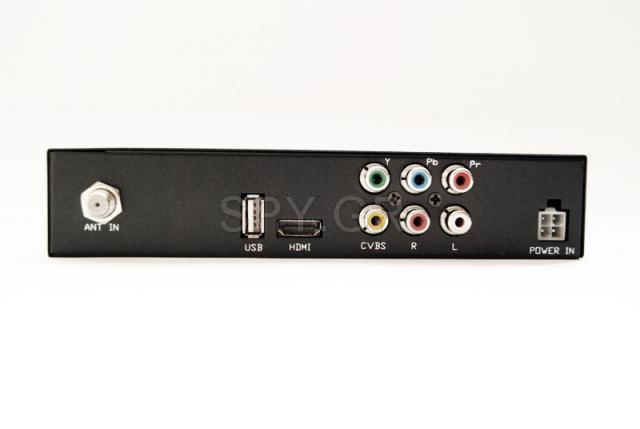 DVB T2 δέκτης αυτοκινήτου