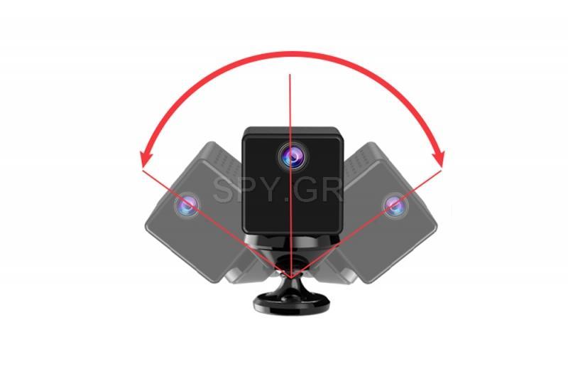 Ψηφιακή κάμερα και IP κάμερα 2 σε 1 - 5 ώρες