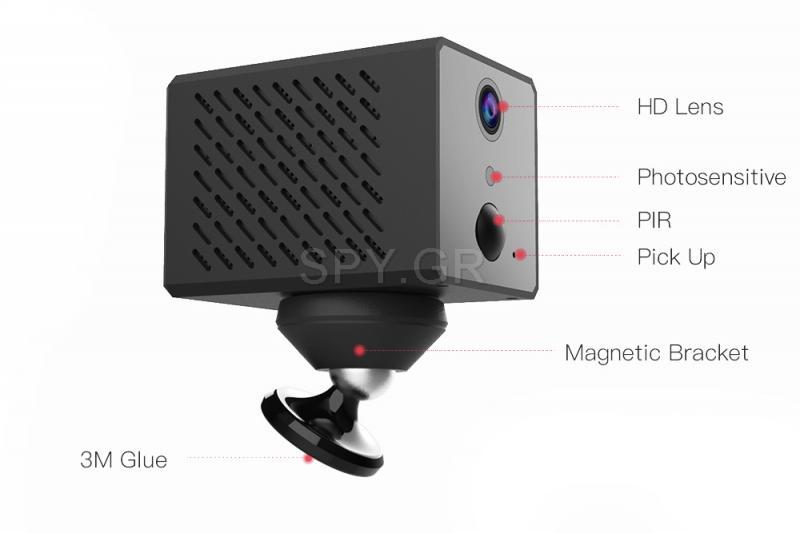 4G και ψηφιακή κάμερα