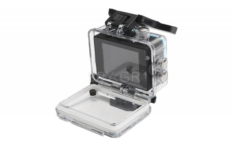 Sports camera Wi-Fi με κοντρόλ και 4Κ
