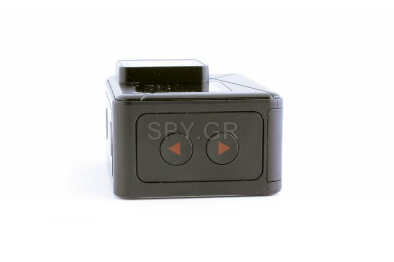 Κάμερα για sports 4K με δύο οθόνες