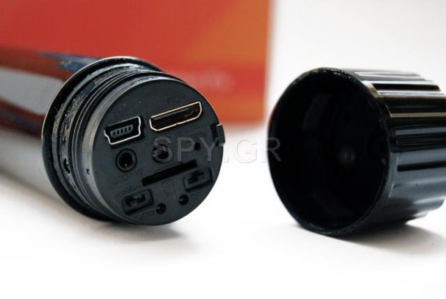 Full HD h.264 αδιάβροχη κάμερα