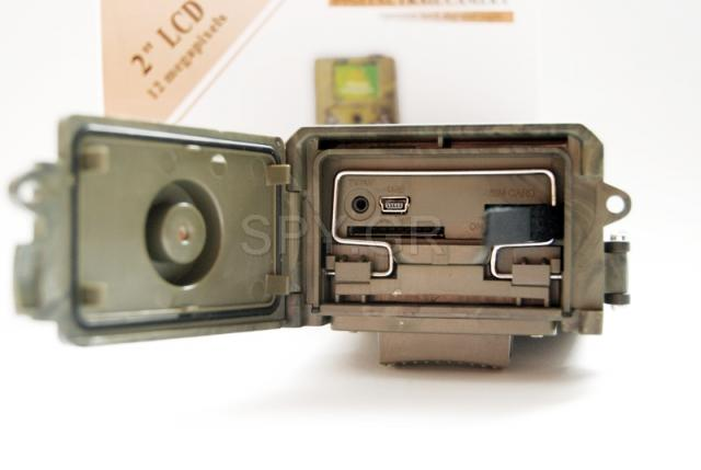 Κάμερα κυνηγιού 12 MP με 2 ίντσες οθόνη