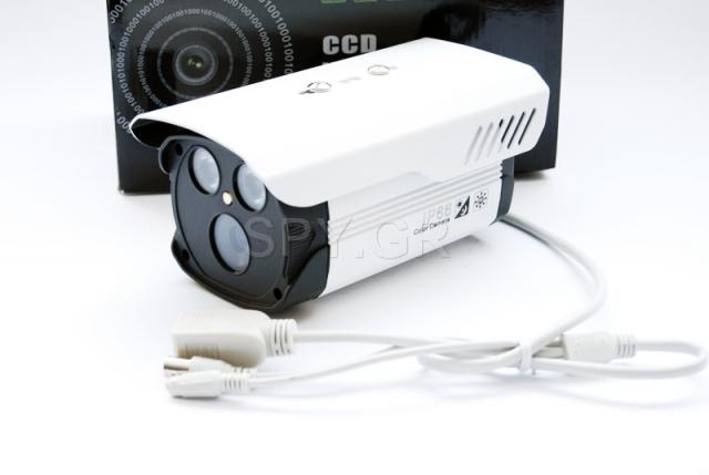 IP κάμερα με υψηλή αναλυση-1MP