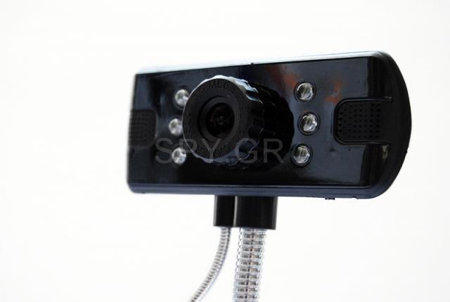 Κρυφή PC WEB κάμερα