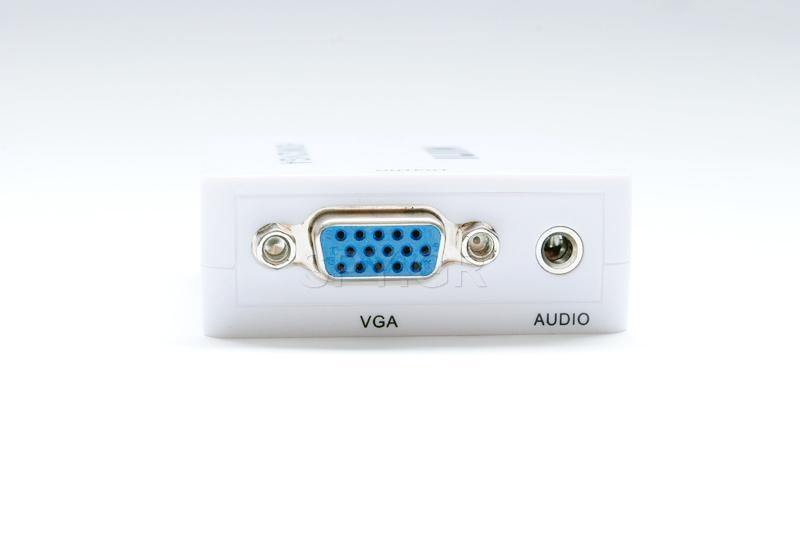 HDMI-VGA HD Μετασχηματιστής