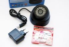 Κάμερα εγγραφής για εσωτερική τοποθέτηση