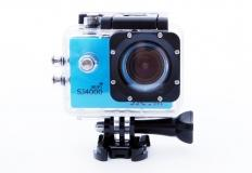 Αθλητική κάμερα SJCAM SJ4000 WIFI - Γαλάζια