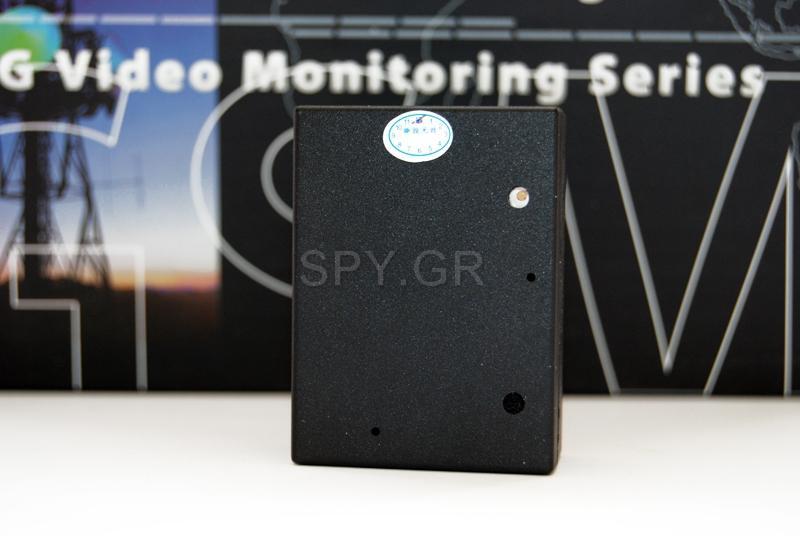 Κοριος GSM (κινητού τηλεφώνου),με αισθητήρα θόρυβο και φωνής