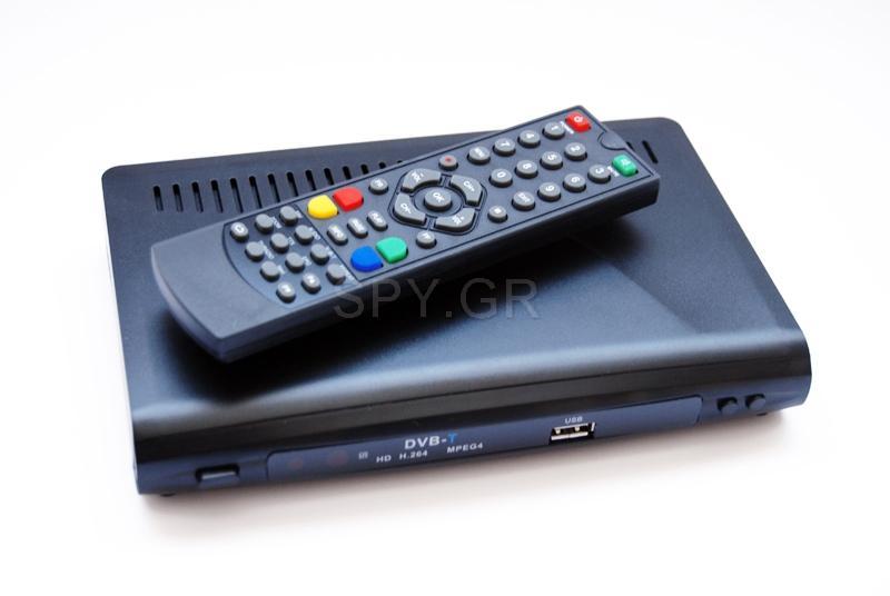 DVB-T αποκωδικοποιητής