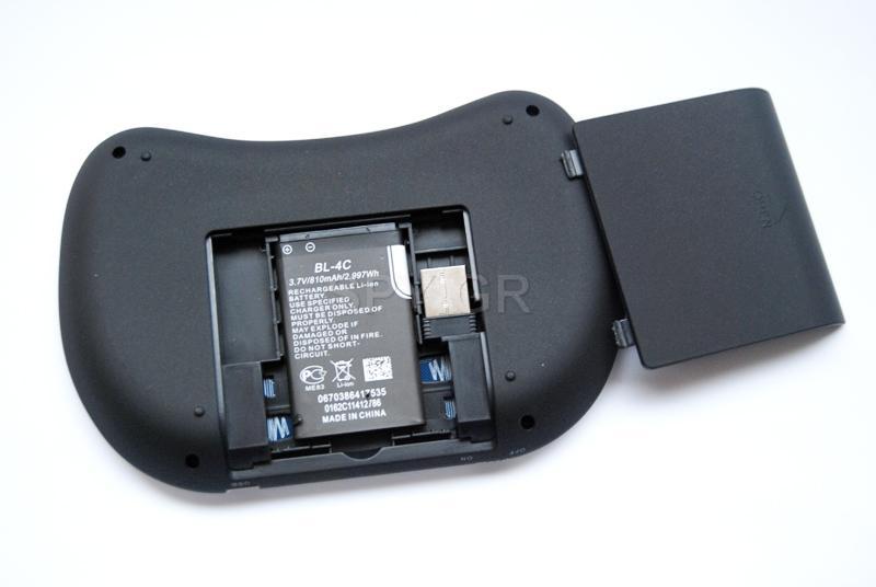 Ασύρματο πληκτρολόγιο με TouchPad